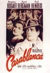 Casablanca Humphrey Bogart Movie Poster