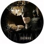 Batman Begins Christian Bale Collectors Plate by Cards Inc