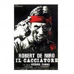 Deer Hunter Robert De Niro Movie Poster
