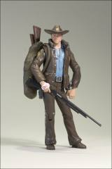 The Walking Dead Comic Series 1 Officer Rick Grimes Figure by McFarlane