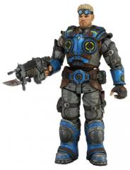 Gears Of War Judgment Damon Baird Figure by NECA