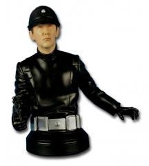 star wars lt renz mini bust by gentle giant at dangerzone. Black Bedroom Furniture Sets. Home Design Ideas