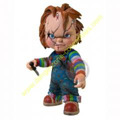 Cinema Of Fear Chucky Stylized Roto Figure by MEZCO
