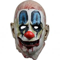 Rob Zombie's 31 Psycho Clown Poster Mask 3/4 Overhead Mask by Trick Or Treat Studios
