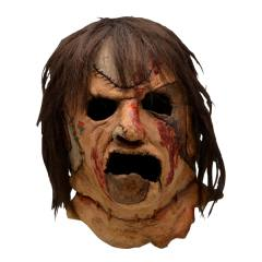 Texas Chainsaw Massacre 3 Leatherface Full Overhead Mask by Trick Or Treat Studios
