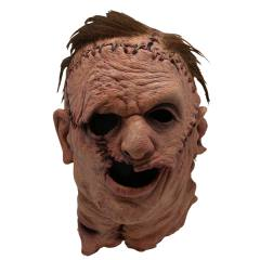 Texas Chainsaw Massacre Remake Leatherface Full Overhead Mask by Trick Or Treat Studios