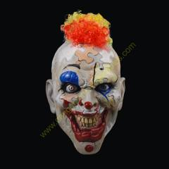 American Horror Story Cult Puzzle Face Full Overhead Mask by Trick Or Treat Studios