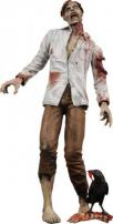 Resident Evil Archives Series 2 Labcoat Zombie Figure by NECA.