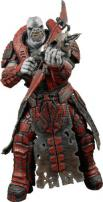Gears Of War Series 2 Theron Guard (No Helmet) Figure by NECA.