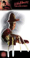 A Nightmare On Elm St Freddy Krueger Wall Grabber Decal by Rubie's.