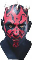 Star Wars Full Overhead Deluxe Latex Darth Maul Mask by Rubie's