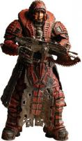 Gears Of War Series 4 Theron Disguise Marcus Fenix Figure by NECA