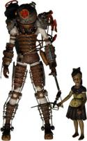 BioShock 2 Big Sister and Little Sister Action Figure Twin Pack by NECA