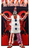 Cult Classics Hall Of Fame Series 3 Captain Spaulding Figure by NECA.