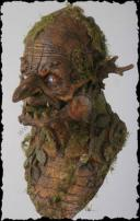 Tree Witch Mask by Bump In The Night Productions.