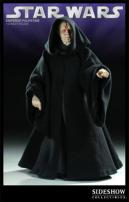 Star Wars Emperor Palpatine Figure by Sideshow Collectibles.