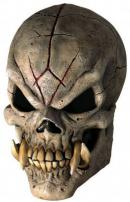 Doom Skull Adult 3/4 Overhead Deluxe Latex Mask by Rubie's