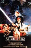 Star Wars Episode VI Return Of The Jedi Movie Poster