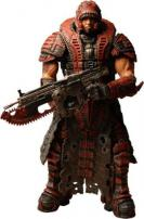 Gears Of War Series 4 Theron Disguise Dominic Santiago Figure by NECA