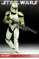 Star Wars Clone Trooper Sergeant EP2 Phase 1 Figure by Sideshow