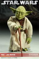 Star Wars Yoda - Jedi Mentor Figure by Sideshow Collectibles
