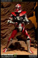 Star Wars Clone Commander Ganch Sideshow Exclusive Edition