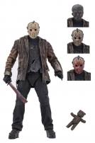 Freddy vs Jason Ultimate Jason Voorhees Action Figure by NECA