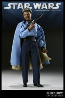 Star Wars Lando Calrissian Figure by Sideshow Collectibles