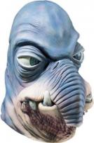 Star Wars Adult Full Overhead Deluxe Latex Watto Mask by Rubie's
