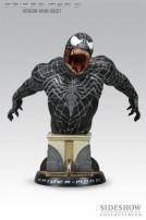 Spiderman 3 Venom Mini Bust by Sideshow Collectibles.