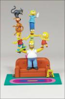 The Simpsons Couch Gag Deluxe Boxed Set by McFarlane.