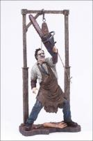 Texas Chainsaw Massacre 12 Inch Deluxe Leatherface by McFarlane.