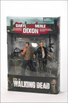 The Walking Dead TV Series 4 Dixon Brothers Figure by McFarlane