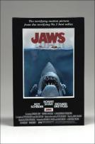 Jaws 3D 12 Inch Movie Poster by McFarlane.