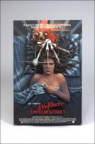 A Nightmare On Elm St 3D 12 Inch Movie Poster by McFarlane.