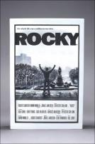 Rocky 3D 12 Inch Movie Poster by McFarlane.