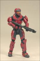 HALO Reach Series 2 Spartan CQC Custom Male Figure (Team Red)