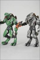 HALO Reach Series 3 Covenant Airborne Figure Twin Pack by McFarlane