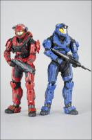 HALO Reach Series 3 Grenadier & Expert Marksman Figure Twin Pack
