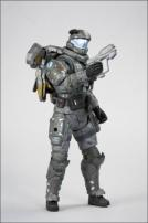 HALO Reach Series 3 ODST Jetpack Trooper Figure by McFarlane