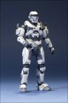 HALO Reach Series 6 Spartan JFO Male (White) Figure by McFarlane
