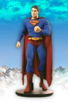 "Superman Returns 13"" Deluxe Collector Figure by DC Direct."