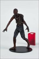 The Walking Dead TV Series 5 Charred Walker Figure by McFarlane