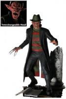 Cult Classics Hall Of Fame Series Freddy Krueger Figure by NECA.