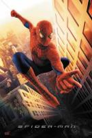 Spider Man High Gloss Movie Poster