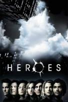 Heroes Cloudscape Movie Style Poster