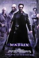 "The Matrix ""Keanu Reeves"" Movie Poster."