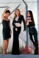 Charmed Alyssa Milano & The Girls Movie Style Poster