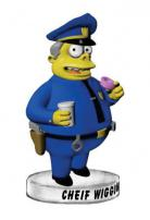 The Simpsons Chief Wiggum Bobble Head Knocker by FUNKO