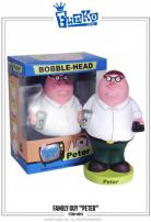 Family Guy Peter Bobble Head Knocker by FUNKO